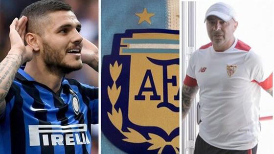 Sampaoli và Icardi có làm Argentina trở nên khởi sắc?