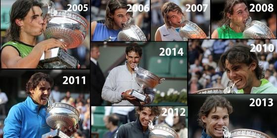 Rafael Nadal: Vị vua trở lại ngai vàng