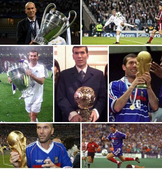 Người vĩ đại Zinedine Zidane