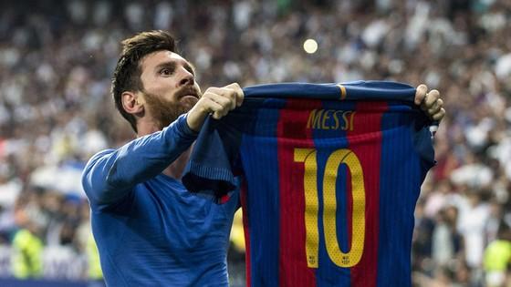 Messi đơn giản là một thiên tài