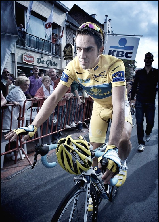 Contador và khúc ca cuối cùng ảnh 1