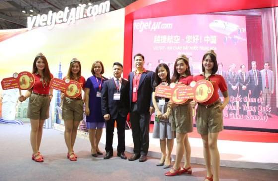 Vietjet tặng 700.000 vé giá 0 đồng tại Hội chợ Du lịch quốc tế TPHCM ảnh 1