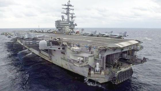 Tìm thấy 8 người trong vụ máy bay Hải quân Mỹ rơi khi tập trận ở Nhật Bản ảnh 1
