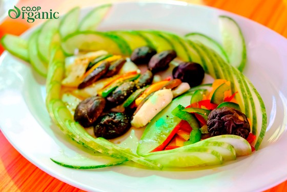 Xuất hiện món Tết độc đáo từ thực phẩm organic ảnh 3