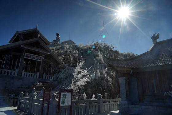 Khánh thành quần thể văn hóa tâm linh tại đỉnh Fansipan ảnh 1