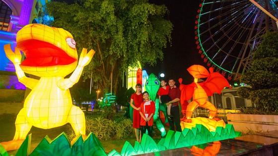 Hàng ngàn đèn lồng sẽ thắp sáng Sun World Danang Wonders suốt một tháng ảnh 2