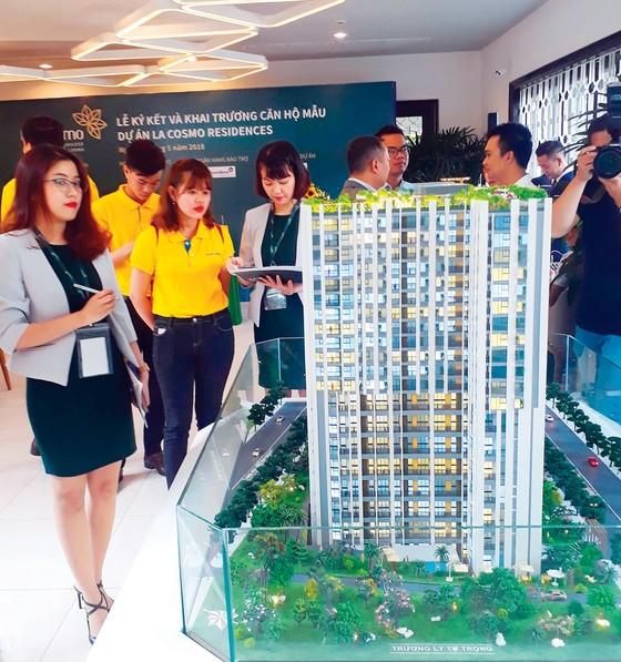 Siết cho vay đầu tư bất động sản ảnh 1