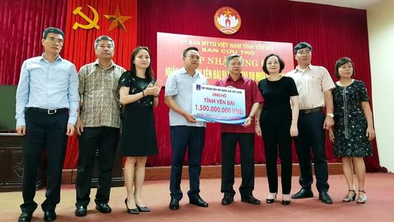PV GAS ủng hộ 800 triệu đồng cho nhân dân Yên Bái  ảnh 2