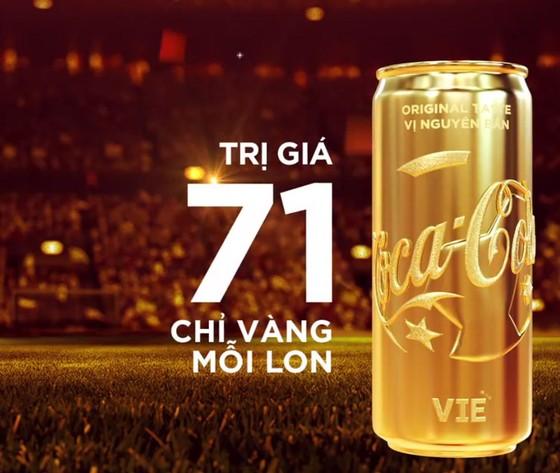 Coca-Cola tặng quà cho chiến thắng vàng của Olympic Việt Nam ảnh 1