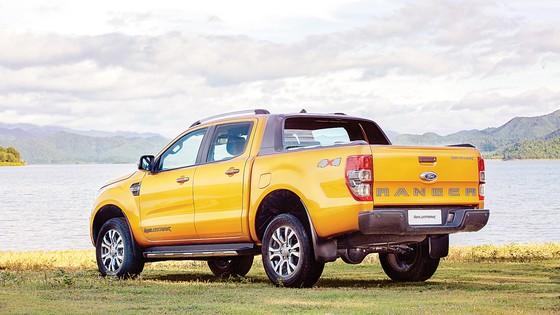 Ford Ranger mới thách thức mọi giới hạn với hàng loạt công nghệ tiên tiến, hệ truyền động mới ảnh 1