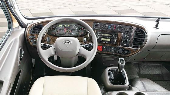 Hyundai Thành Công đưa ra thị trường New County thế hệ mới ảnh 1