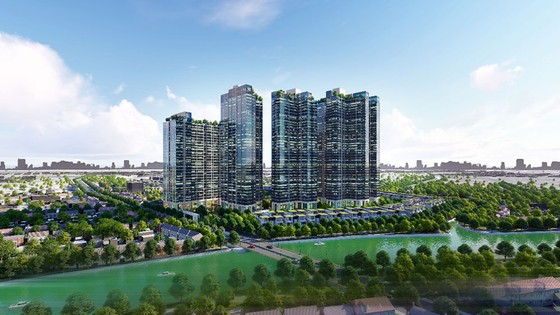 Sunshine City Sài Gòn - dấu ấn Nam tiến của ông lớn bất động sản ảnh 2