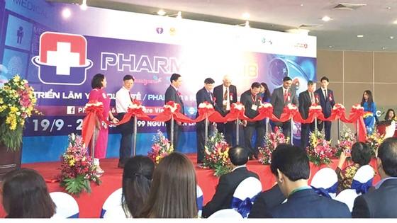 Pymepharco tham gia triển lãm y tế quốc tế  lần thứ 13 - Pharmed & Healthcare Vietnam 2018 ảnh 1