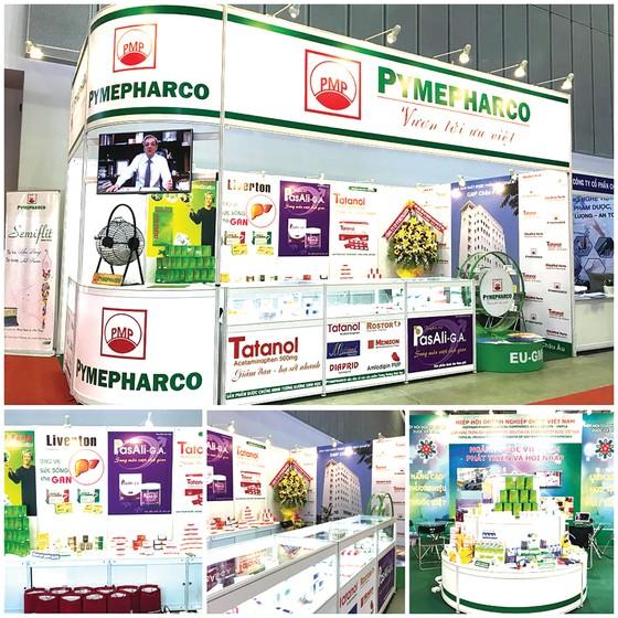 Pymepharco tham gia triển lãm y tế quốc tế  lần thứ 13 - Pharmed & Healthcare Vietnam 2018 ảnh 2