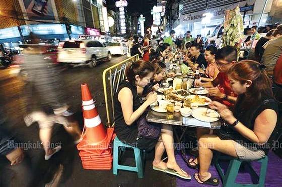 Ẩm thực đường phố Bangkok mất dần thế mạnh ảnh 1