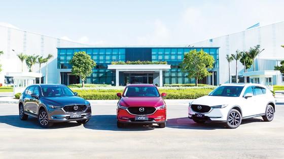 Thaco công bố giá bán xe Mazda màu sơn cao cấp mới ảnh 1