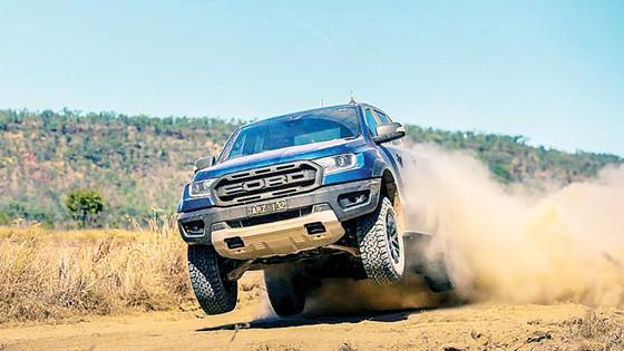 Ford Ranger Raptor - dòng bán tải hiệu năng cao  ảnh 1
