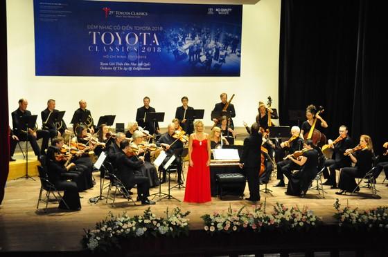 Thăng hoa cùng Đêm nhạc Cổ điển Toyota 2018 ảnh 4
