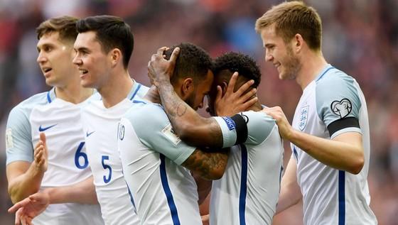 Tuyển Anh có thể tiếp tục phát huy sức mạnh với 3-4-3.