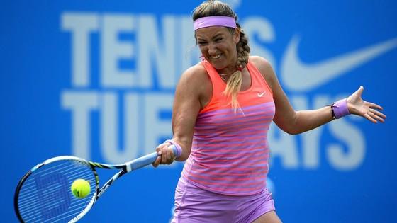 Victoria Azarenka đã bị loại khỏi Mallorca Open 2017.