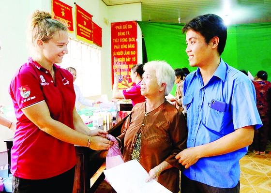 Dấu ấn sức trẻ tình nguyện ảnh 5
