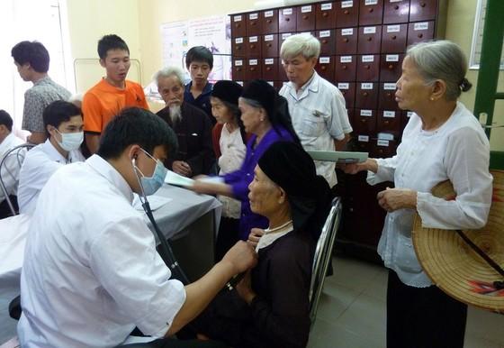 Củng cố và phát triển mạng lưới y tế cơ sở ảnh 1
