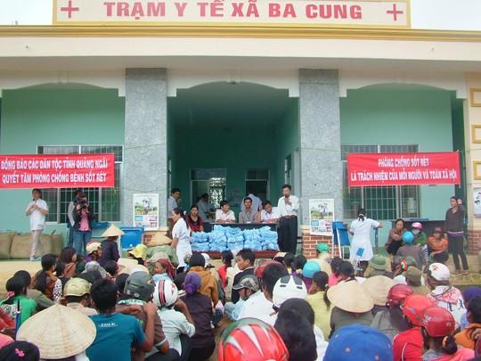 Phòng, chống sốt rét ở Việt Nam: Còn nhiều thách thức  ảnh 2