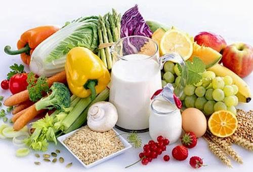 Dinh dưỡng, lối sống và tuổi thọ ảnh 1