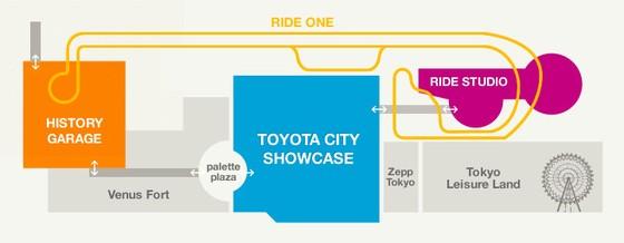 Toyota Mega Web – cong vien chu de oto noi tieng o Tokyo hinh anh 2