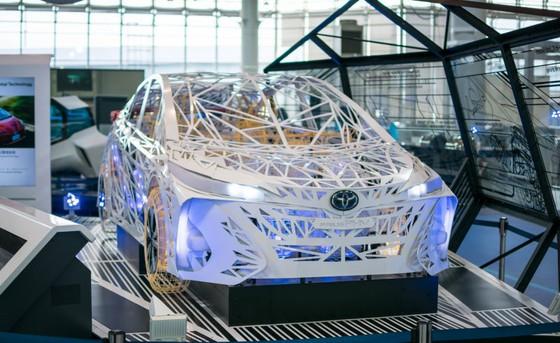 Toyota Mega Web – cong vien chu de oto noi tieng o Tokyo hinh anh 5
