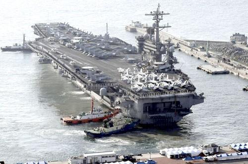 Đàm phán giảm căng thẳng bán đảo Triều Tiên ảnh 1