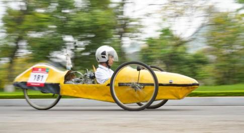 Động cơ 110 phân khối chạy được 1.867 km/lít xăng - ảnh 3