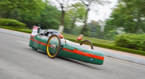 Động cơ 110 phân khối chạy được 1.867 km/lít xăng - ảnh 7