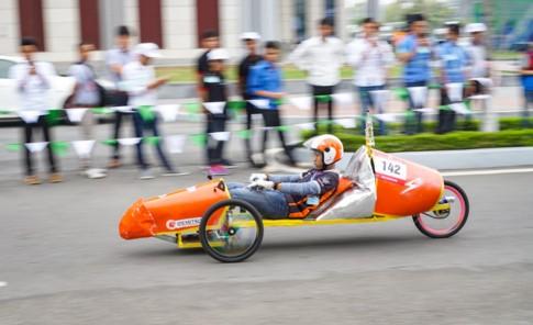 Động cơ 110 phân khối chạy được 1.867 km/lít xăng - ảnh 4