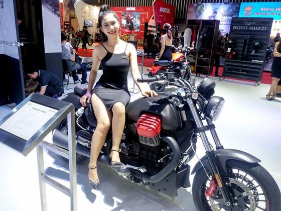 Khai mạc Vietnam Motorcycle Show 2017  ảnh 4