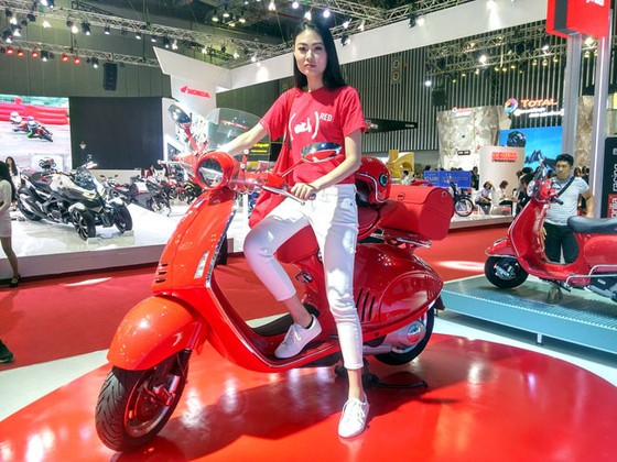 Khai mạc Vietnam Motorcycle Show 2017  ảnh 9
