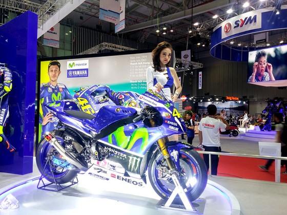 Khai mạc Vietnam Motorcycle Show 2017  ảnh 10