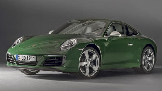 Porsche xuat xuong chiec 911 thu mot trieu hinh anh 1