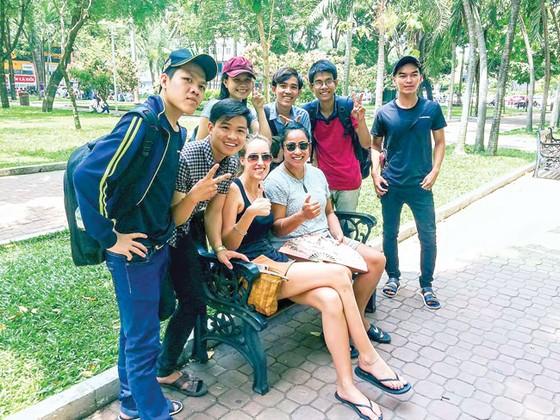 Học tiếng Anh tại công viên ảnh 2