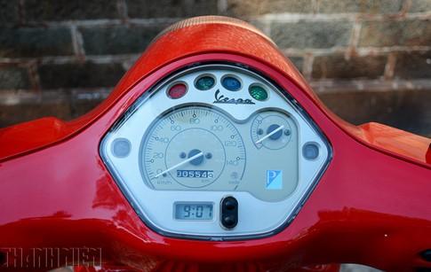 Vespa LX125 mới: khác biệt từ 'trái tim' ẩn sau hình hài cũ - ảnh 12