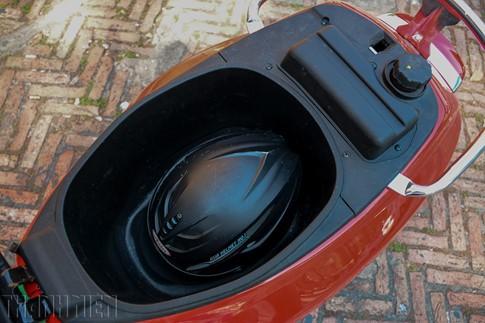 Vespa LX125 mới: khác biệt từ 'trái tim' ẩn sau hình hài cũ - ảnh 20