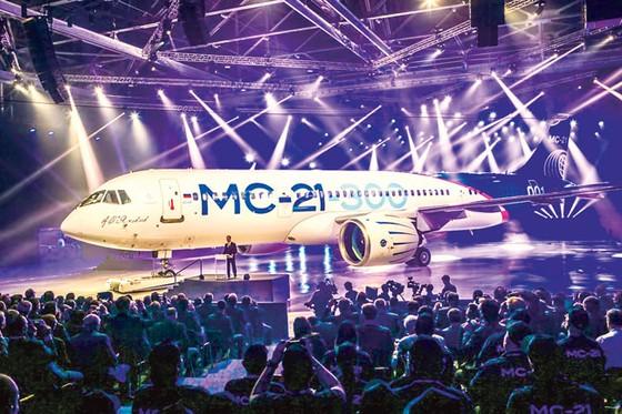 Trung Quốc và Nga đọ sức Airbus-Boeing ảnh 1