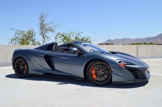 McLaren 675LT Spider do chinh hang co gia ban hon 487.000 USD hinh anh 7