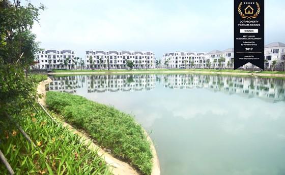 Lakeview được Dot Property bình chọn dự án KDC hạng sang tốt nhất ảnh 1