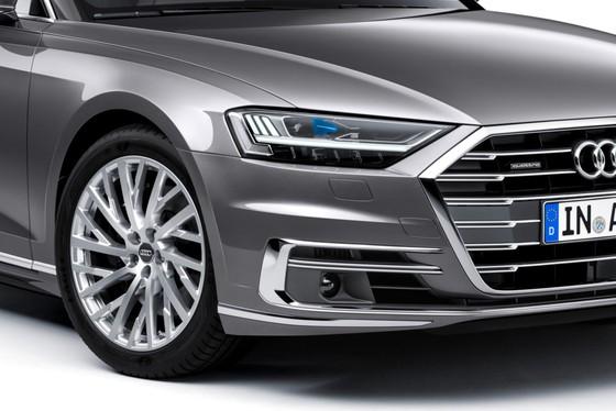 Audi A8 2018 - buoc dot pha ve cong nghe hinh anh 2