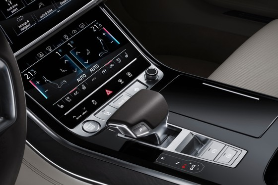 Audi A8 2018 - buoc dot pha ve cong nghe hinh anh 8