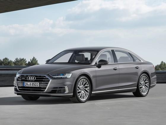 Audi A8 2018 - buoc dot pha ve cong nghe hinh anh 11