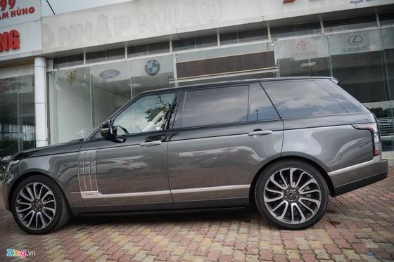 SUV hang sang Range Rover Hybrid gia hon chuc ty dau tien tai VN hinh anh 2