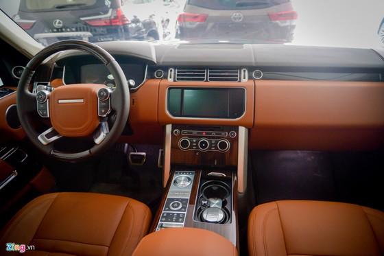 SUV hang sang Range Rover Hybrid gia hon chuc ty dau tien tai VN hinh anh 5