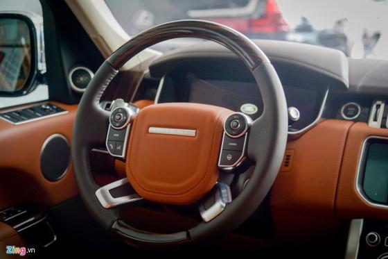 SUV hang sang Range Rover Hybrid gia hon chuc ty dau tien tai VN hinh anh 6